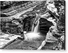The Narrows Watkins Glen Acrylic Print