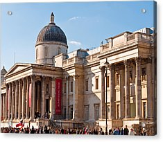 The National Gallery London Acrylic Print