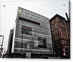 The National Museum Of American Jewish History Acrylic Print