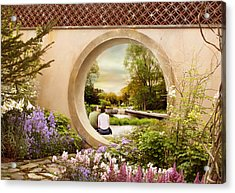 The Native Garden Acrylic Print