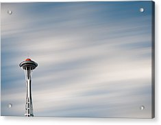 Acrylic Print featuring the photograph The Needle by Brian Bonham