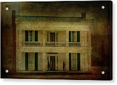 The Neil House Acrylic Print by Linda Segerson