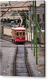 The New Orleans 2011 Acrylic Print