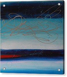 The Night Sky #2 Acrylic Print