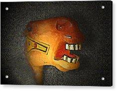 The Nightmare Acrylic Print by Ernie Echols