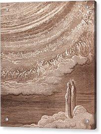 The Ninth Heaven Acrylic Print