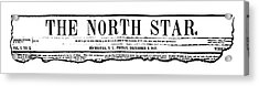 The North Star, 1847 Acrylic Print by Granger