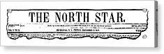 The North Star, 1847 Acrylic Print