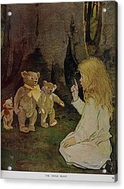 The Now-a-days Fairy Book Acrylic Print by British Library