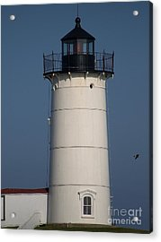 Acrylic Print featuring the photograph Lighthouse by Eunice Miller