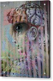 The Observer Acrylic Print by Florin Birjoveanu