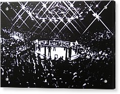 The Octagon Acrylic Print
