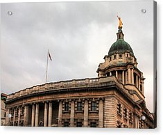 The Old Bailey London Acrylic Print