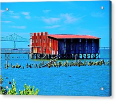 The Old Cannery Acrylic Print