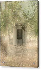 The Old Chook Shed Acrylic Print