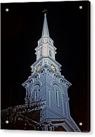 The Old Clock Tower 01 Acrylic Print