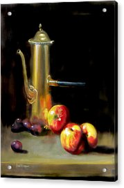 The Old Coffee Pot Acrylic Print