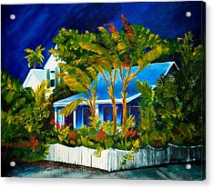 The Old Conch House Acrylic Print