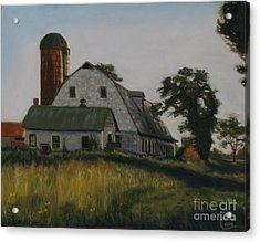 The Old Farm In Fredrick Maryland Acrylic Print