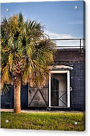 The Old Fort-color Acrylic Print
