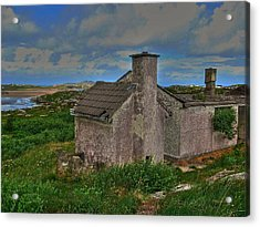 Acrylic Print featuring the photograph The Old Hilltop by Kandy Hurley