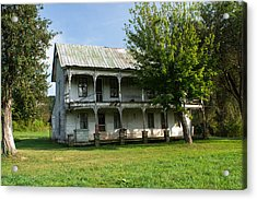 The Old Home Place 1 Acrylic Print by Douglas Barnett
