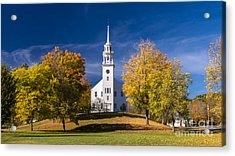 The Old Meeting House. Acrylic Print