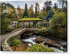The Old Mill Acrylic Print by Adrian Evans