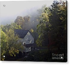 The Old Mill Acrylic Print