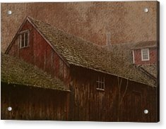 The Old Mill Acrylic Print by Photographic Arts And Design Studio