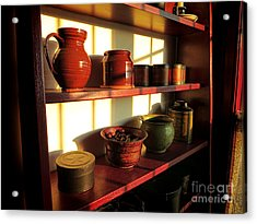 The Old Pantry Acrylic Print