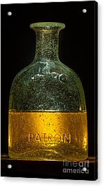 The Old Patron Acrylic Print