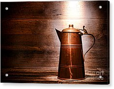 The Old Pitcher Acrylic Print by Olivier Le Queinec