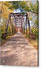 The Old River Bridge Acrylic Print