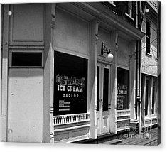 The Old Sweet Shop Acrylic Print by   Joe Beasley