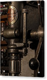 The Old Workshop Acrylic Print by Andrew Pacheco