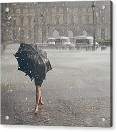 The One From Paris Acrylic Print