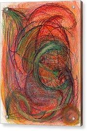 The One Who Overcame Acrylic Print
