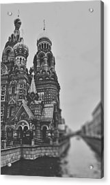 The Onion Dome Acrylic Print