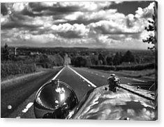 The Open Road Acrylic Print