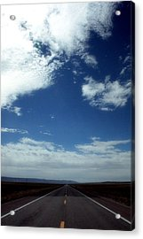 The Open Road Acrylic Print