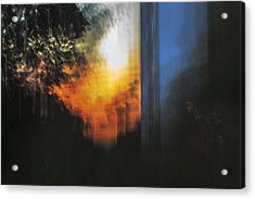 The Ordinary Is A Prison Acrylic Print by Steve Belovarich
