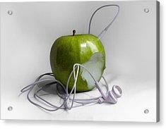 The Original Ipod Acrylic Print by Ian Hufton