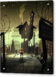 The Orphanage Acrylic Print