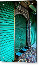 The Other Colors Of Marrakech Acrylic Print