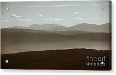 Acrylic Print featuring the photograph The Other Side by Dana DiPasquale