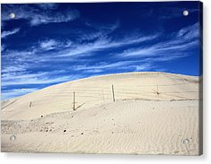 The Overtaking Acrylic Print by Laurie Search