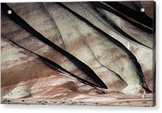 The Painted Hills 1 Acrylic Print