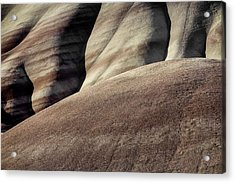 The Painted Hills 5 Acrylic Print