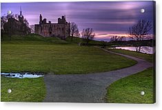 The Palace At Dusk Acrylic Print